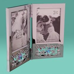 Фоторамка Невеста в цветах