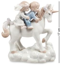 Музыкальная статуэтка Жених и невеста Pavone