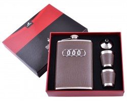Подарочный набор с флягой Audi