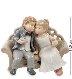 Статуэтка Романтическое свидание Pavone