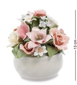 Муз. композиция Ваза с цветами Pavone