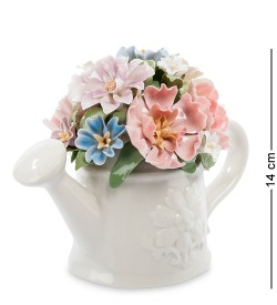 Муз. композиция Лейка с цветами Pavone
