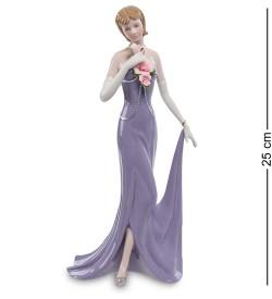 Статуэтка Дама в вечернем платье Pavone