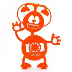 Настенная вешалка Детская Glozis Robot Phone