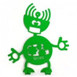 Настенная вешалка Детская Glozis Robot Mechanic