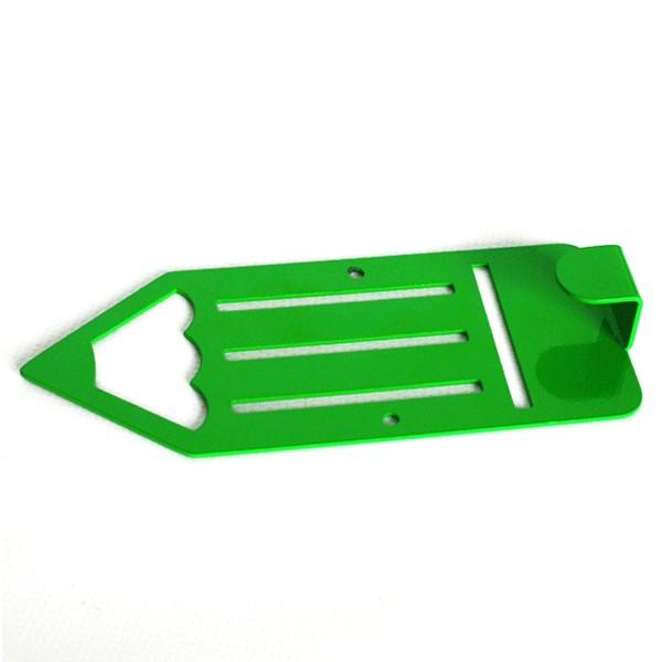 Настенная вешалка Glozis Pencil Green