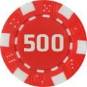 Наборы для покера от 500 фишек