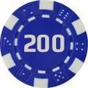 Наборы для покера на 200 фишек
