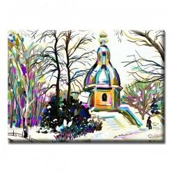Картина на Холсте Glozis Winter