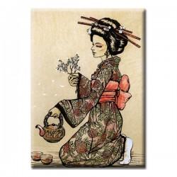 Картина на Холсте Glozis Japan