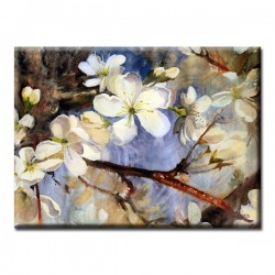 Картина на Холсте Glozis Cherry Blossom