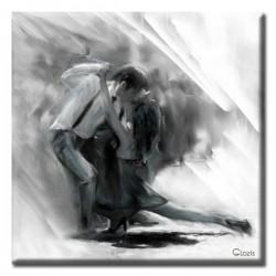 Картина на Холсте Glozis Tango