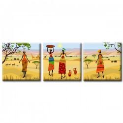 Модульная Картина Glozis Oasis