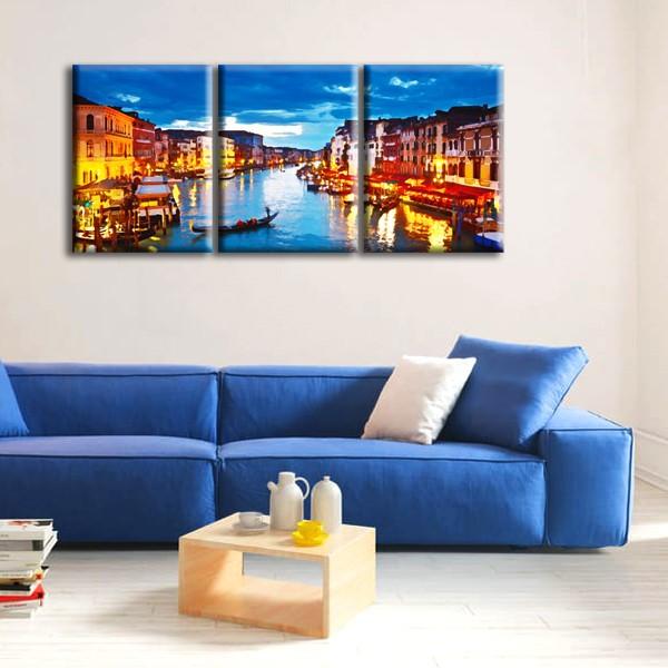 Модульная Картина Glozis Grand Canal