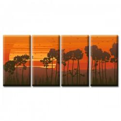 Модульная Картина Glozis Sunset