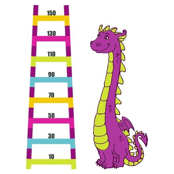 Наклейка Ростомер Dinosaur