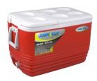 Изотермический контейнер Eskimo 57 л красный