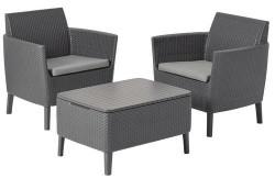 Набор мебели Salemo balcony set капучино - песок