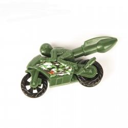 Ручка шариковая-прикол «Мотоциклист» МИКС