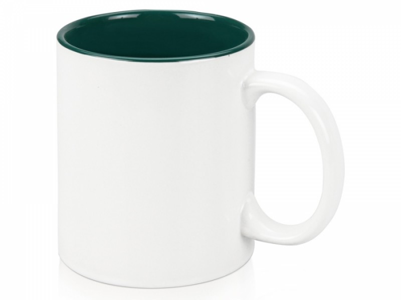 Кружка Gain зеленая