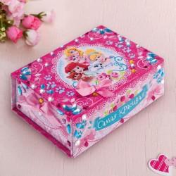 Шкатулка для декорирования Самая красивая Принцессы