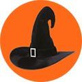 Шляпы, колпаки ведьм на Хэллоуин