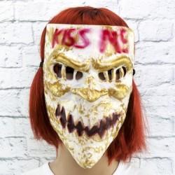 Маска пластик Kiss Me