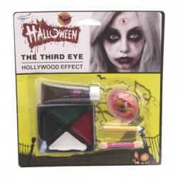 Грим карнавальный Хэллоуин с кровью