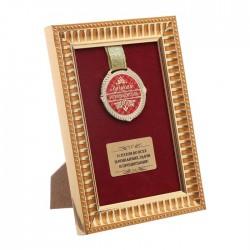 Медаль в рамке Лучший руководитель