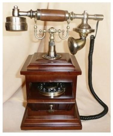 Телефон-ретро 966