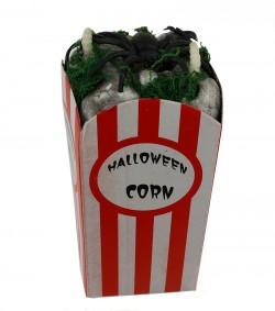 Попкорн на хэллоуин декор