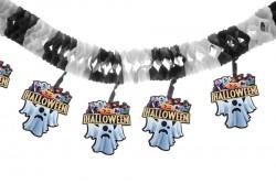 Декоративная вывеска на хэллоуин Приведение