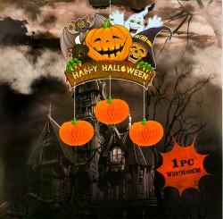 Декоративная вывеска Happy Halloween