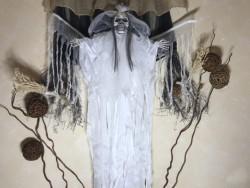 Декор Труп невесты белый
