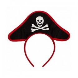 Обруч пиратская шляпа