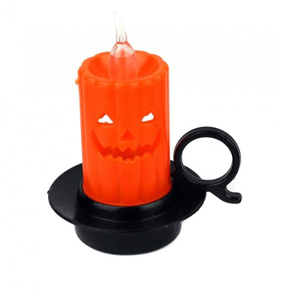 Свеча Тыква оранжевая