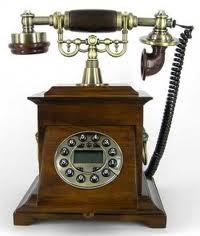 Ретро-телефон 866