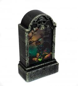 Светящиеся надгробье Хэллоуин