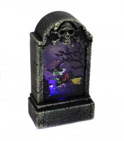 Светящиеся надгробье Ведьма