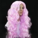 Парик Ренессанс светло-розовый