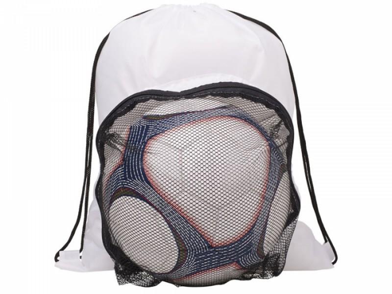 Спортивный рюкзак на шнурке белый