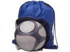 Спортивный рюкзак на шнурке синий