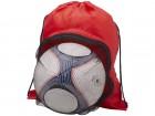Спортивный рюкзак на шнурке красный