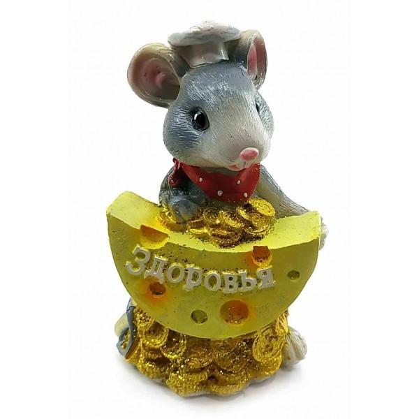 Мышка копилка Повар