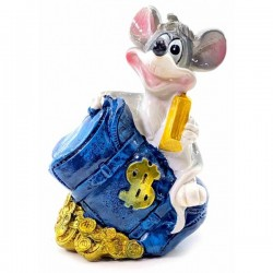 Копилка Мышка