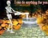 Skeleton bank копилка