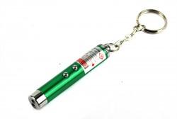 Лазерный фонарик зеленый