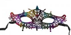 Кружевная маска Фешн
