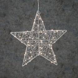 Новогодняя светящаяся фигура Luca Lighting Звезда