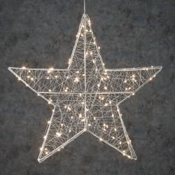 Новогодняя светящаяся фигура Luca Lighting Звезда большая